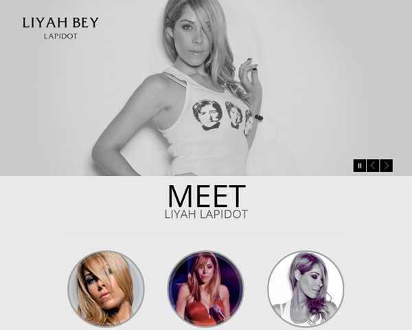 Liyah Bey website